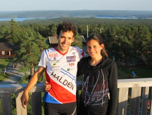 Tiago y Raquel cartógrafos ibéricos reclamados por su calidad por el mejor club del mundo, Halden.